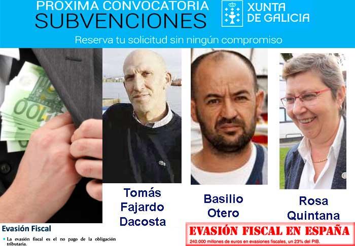 Pladesemapesga  acredita documentalmente como el Secretario General de Pesca (MAGRAMA) y Rosa Quintana (XUNTA) usan usurpadores de cargos ilegales para manipular al sector pesquero