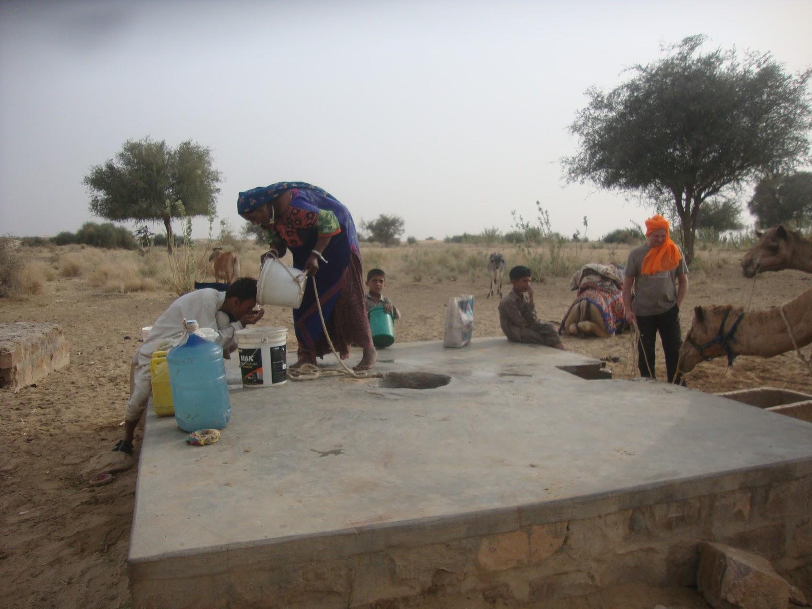 Más de 500.000 personas se benefician de los proyectos de agua de Cruz Roja en todo el mundo