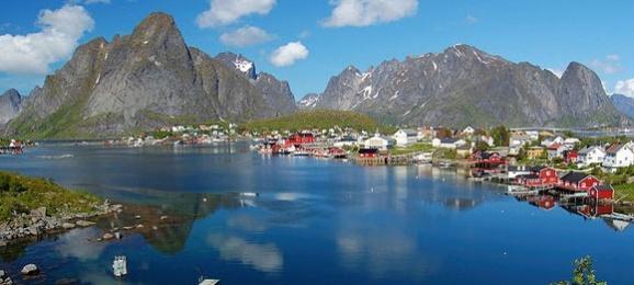 Resultado de imagen de Fiordo de Oslo