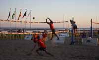 El próximo sábado se inicia en Punta Umbría el Circuito Provincial de Voley Playa
