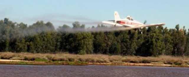 El Plan de Control de Mosquitos de 2015 incluye tratamientos en 130.000 hectáreas de la provincia