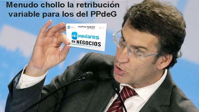 O Goberno do PPdeG e Feijóo someten aos pensionistas de Galicia a percibir as pensións mais baixas da Unión Europeoa e do Estado, menos as dos altos cargos na Xunta que as suben indiscriminadamente sen control