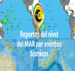 Una falsa alerta de tsunami fue enviada a algunos residentes a lo largo de la costa este de Estados Unidos.