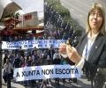 Rosa Quintana como Conselleira de Medio Rural coseguiu inducir ao maltrato animal, ahora pretende