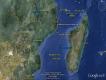 Fuertes marejadas frente a la Isla de Mozambique, primera capital de este país africano, causaron el fin de semana penetraciones del mar que destruyeron 20 casas y un número similar de barracas a lo largo de la línea costera
