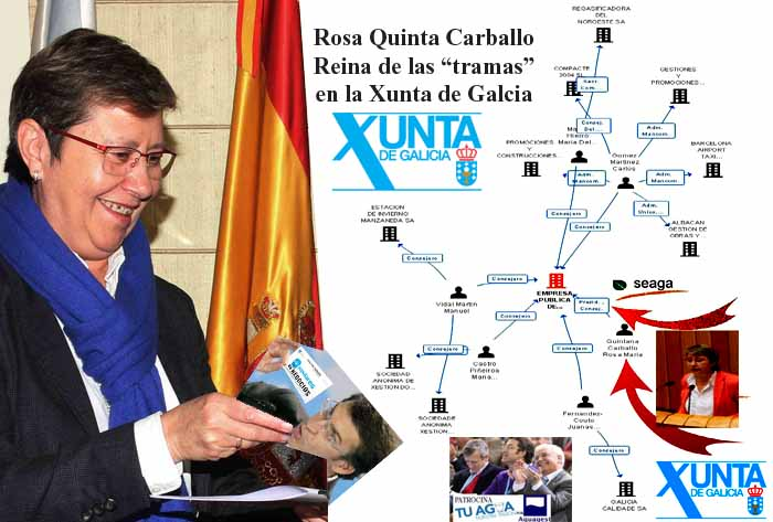 """Ana Pontón: """"A Feixóo non lle interesa unha xustiza áxil que xulgue os casos de corrupción do PP"""""""